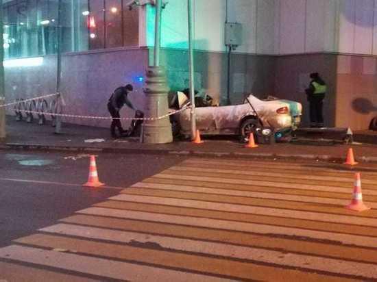 Стало известно, кто погиб под колесами cтритрейсера в Москве