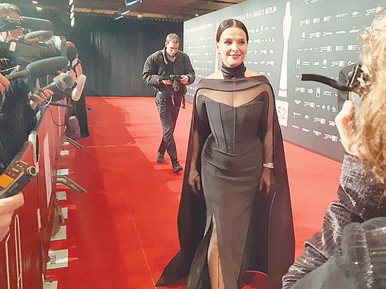 В Берлине вручили европейский «Оскар»