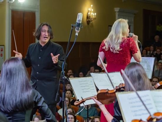 Челябинский симфонический оркестр сыграл музыку из мультфильмов аниме и компьютерных игр