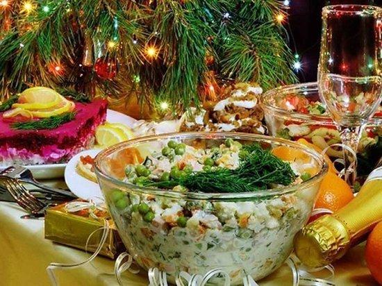 Жителям Калмыкии новогодний оливье обойдется дешевле всех