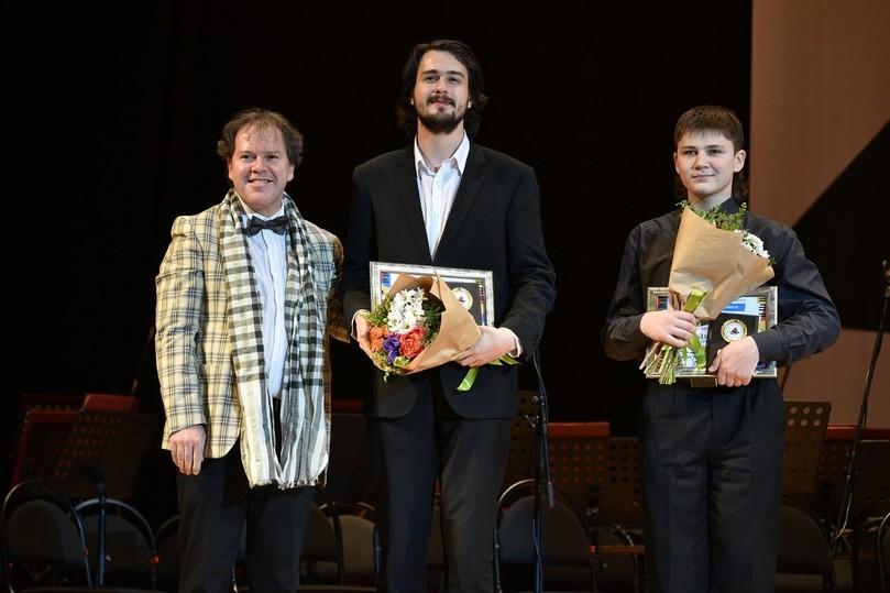 В Рязани завершился Международный фортепианный конкурс русской музыки