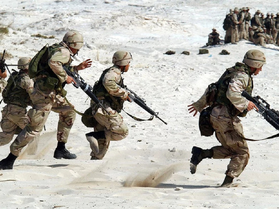1600 американских военных задействованы в штабных учениях Японии