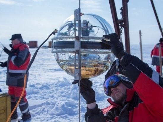 На Байкале создают образец ледопланировочной машины для строительства телескопа