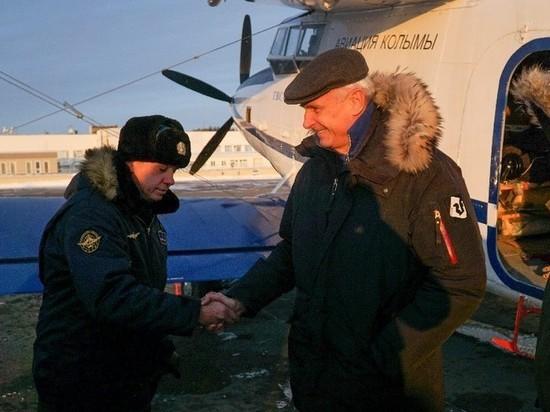 Сергей Носов купил самолёт для полётов по Колыме