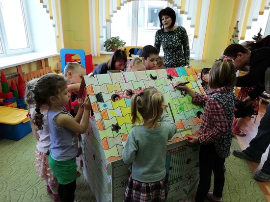 Для родителей дошколят организовали курсы релаксации