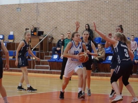 Ивановские баскетболистки успешно выступают в Первенстве и Чемпионате России