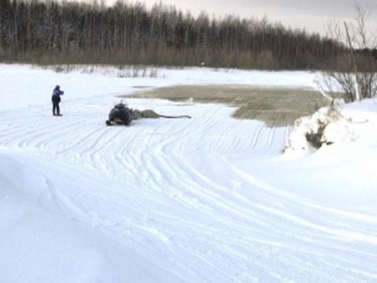 В Халясавэе построят зимник до конца декабря