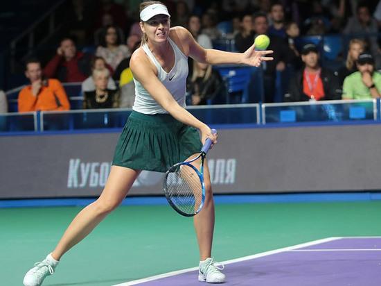 Шарапова променяла Олимпиаду на участие в турнире в США
