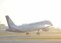 «Уральские авиалинии» перевезли пятимиллионного пассажира аэропорта Симферополь