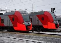В Екатеринбург прибыли первые «Ласточки» из Перми и Тюмени