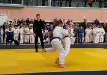 В Рязани прошел Всероссийский турнир по дзюдо среди юношей и девушек