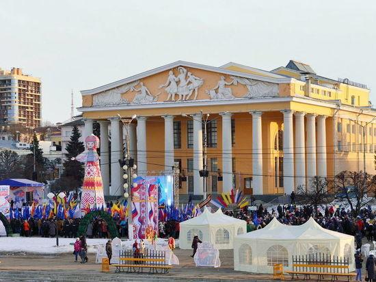 Чувашия вошла в ТОП-20 регионов России