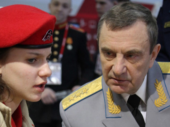 Глава ДОСААФ России рассказал о главных задачах оборонной организации