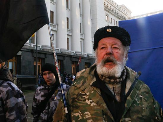 На фоне встречи Путина с Зеленским радикалы вышли на Майдан