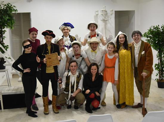 Театр МОСТ открыл новую сцену