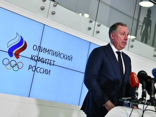 Похороны российского спорта: глава ОКР прокомментировал решение исполкома по допингу