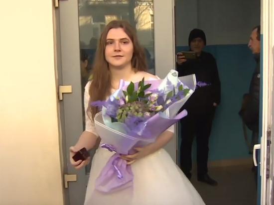 Мать Анны Павликовой от безысходности объявила голодовку