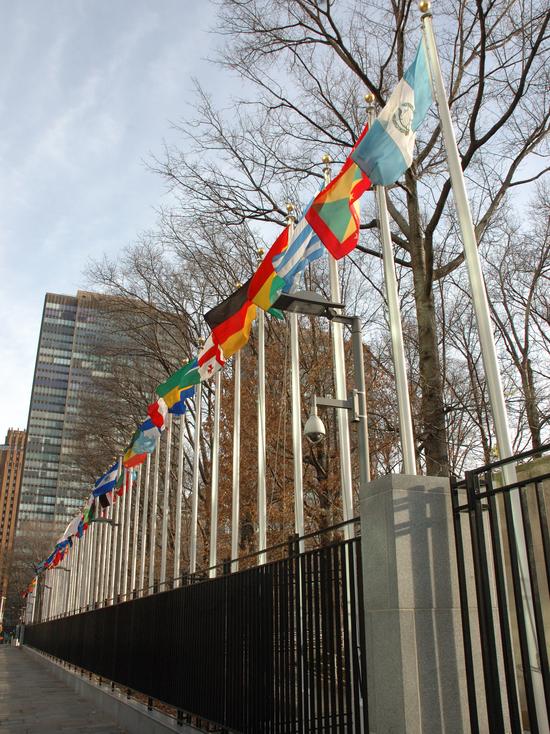 """Генассамблея ООН утвердила резолюцию о """"милитаризации Крыма"""""""