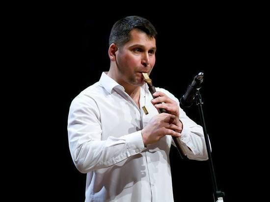Астраханский артист выступил с концертами в Норвегии