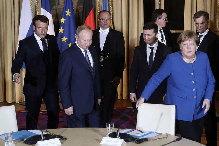 """""""Четверка"""": развод сил пройдет в трех новых пунктах Донбасса"""