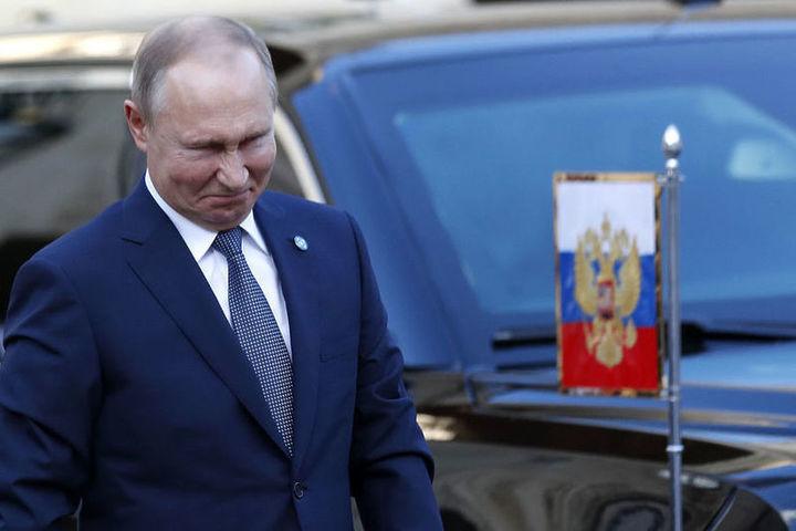 Путин процитировал детский стишок, говоря про газ для Украины