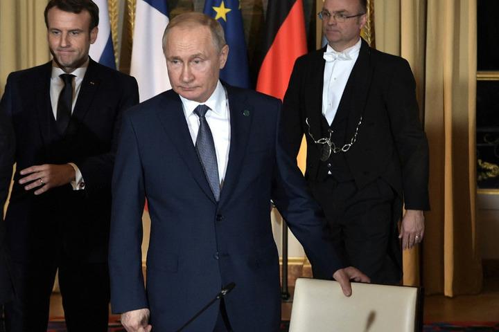 Путин прокомментировал убийство Хангошвили в Германии