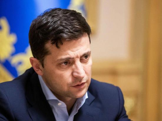 Зеленский заявил, что Украина не пойдёт на территориальные уступки