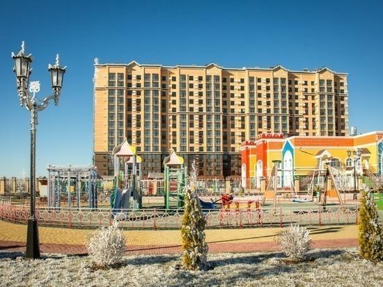 На Ставрополье введут почти 1 млн квадратных метров жилья до конца года