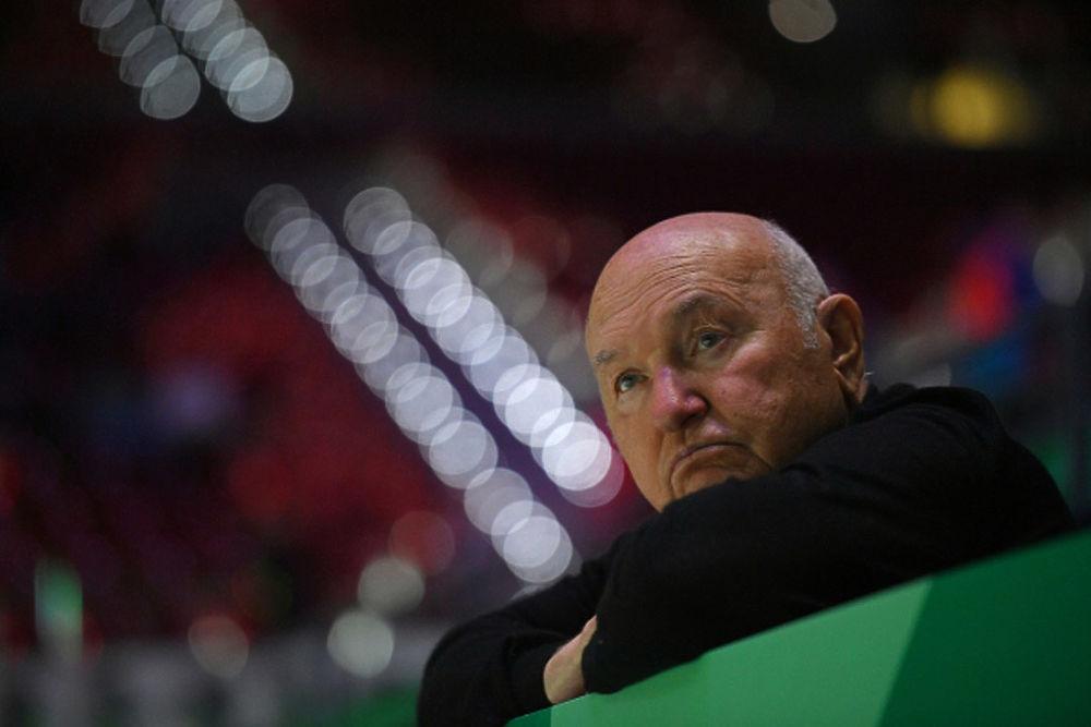 Опубликованы последние фото Юрия Лужкова перед смертью