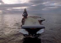 Тяжелый авианесущий крейсер «Адмирал Кузнецов» должен покинуть ремонтные верфи в 2022 году