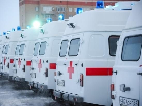 Машины для перевозки лежачих больных поступили в волгоградские дома престарелых