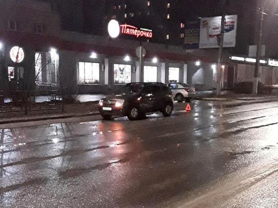 За прошедшие сутки в Иванове сбили двух пешеходов