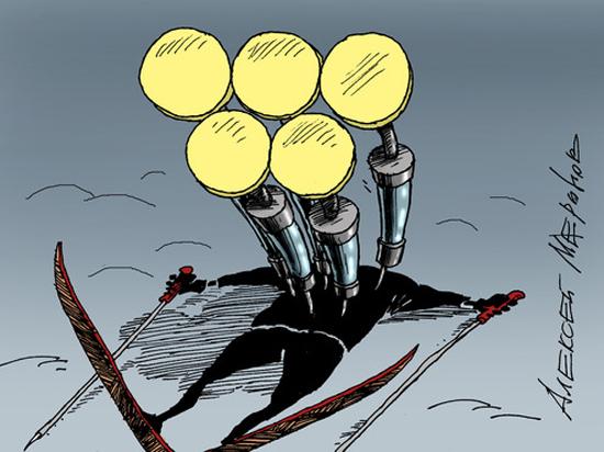 Логинова  снова не пустят  на Олимпиаду?