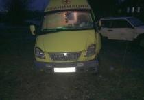 В Костромской области пьяный водитель протаранил скорую помощь