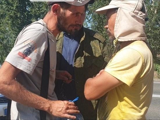 Шамана Александра Габышева задержали в Якутии