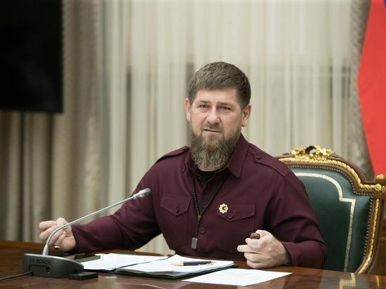 Глава Чечни Кадыров поддержал инициативу МВД изымать автомобиль у пьющих