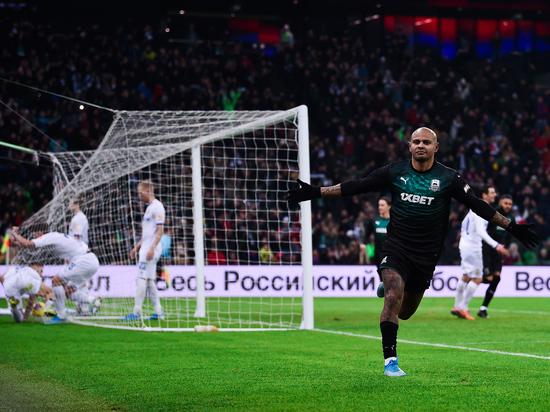 «Краснодар» и «Сочи» сыграли последний матчи РПЛ в этом году