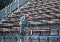 В Ялте началась реконструкция стадиона
