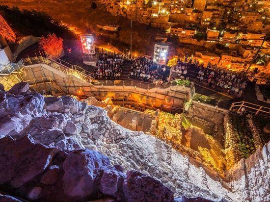 Чудеса на Хануку в «Городе Давида»
