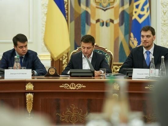 Законопроект об особом статусе Донбасса внесен на рассмотрение в Раду