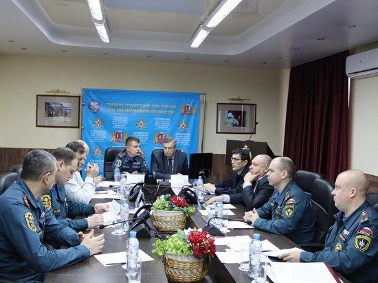 В Иванове проходят учения по ликвидации ЧС на транспорте
