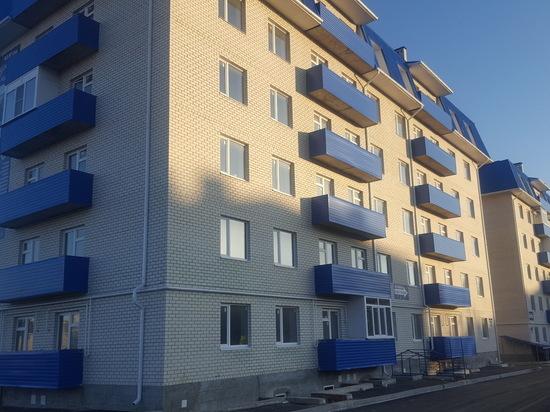 В Ставрополе дома в новом ЖК «Родники» готовы встретить новоселов