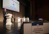 Тюмень посетили корифеи российского здравоохранения