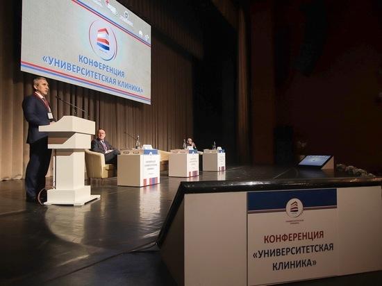 Академики РАН приехали поделиться своими достижениями в науке и практике с тюменскими врачами