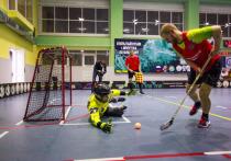 Звуки клюшки: Александр Насонов организовал турнир по флорболу