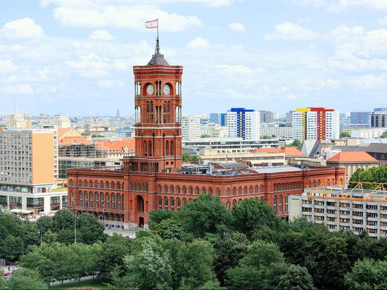 Берлин объявил климатическую чрезвычайную ситуацию