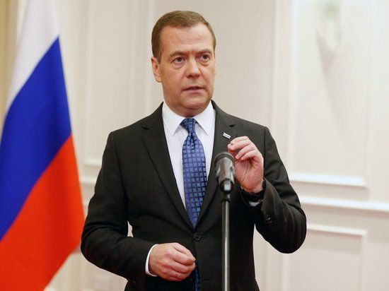 Медведев поздравил «Московский комсомолец» со 100-летием