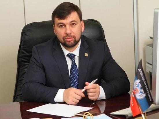 Глава ДНР выдвинул условие для соблюдения перемирия и обмена пленными