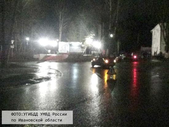В Ивановской области за прошедшие сутки сбили четырех пешеходов, один человек погиб
