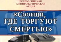 По Оренбургской области подведены итоги антинаркотической акции